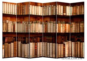 """Ширма """"Библиотека"""" 6"""
