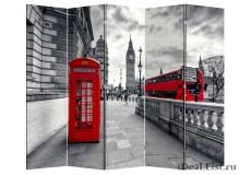 "Ширма ""Лондон"" 5"