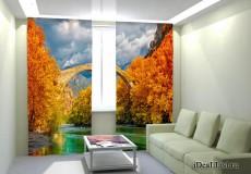 """Фотошторы """"Осень"""""""